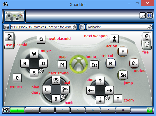 XPadder Pro 5.8 Crack 2021 [WIN-MAC] Torrent Free Registration Code
